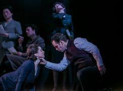 Two philosophers make war, not love, in an opera