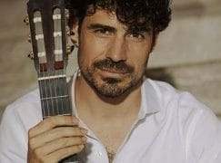 Label news: Sony sign Spanish guitar to play with Domingo