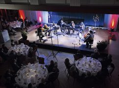 A winter music festival keeps it all uneasily in the family