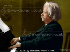 Has anyone seen Edvard Grieg?
