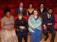 Six young singers share $83k George London awards