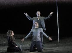 Yannick is the star of Met's Parsifal of blood