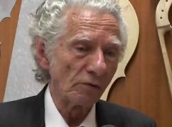 Death of a distinguished Italian luthier, 83