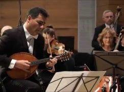 When did you last hear a mandolin concerto?