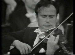 The virtuoso who just gave away his best violins