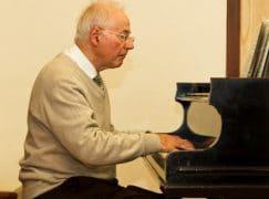 Lament for Simon Rattle's violin teacher