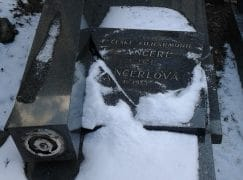 A maestro's grave is shamefully neglected