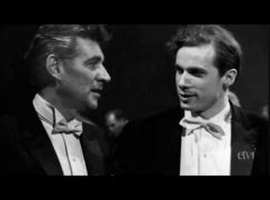 Glenn Gould conducts Mahler
