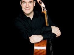 Boston has a new principal cello