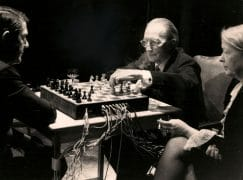 When John Cage played chess with Marcel Duchamp…