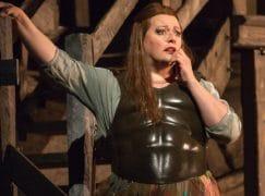 Bayreuth's Brünnhilde: Agents failed me
