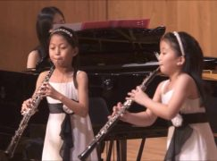 Youtube's youngest oboists?