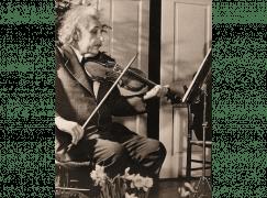 Einstein's violin is up for sale
