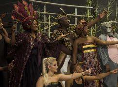 South African opera shuts down