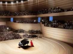 The world's next concert hall will look something like this