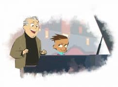 French TV to show 52-part Barenboim cartoon