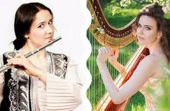 Classical harpist is named as Russian spy