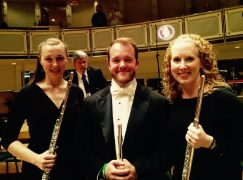 New Orleans finds a principal flute