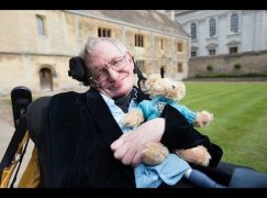 Stephen Hawking loved Stravinsky, Poulenc and the music of the spheres
