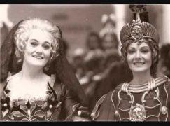 Death of an international mezzo, 79