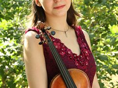 Armenian, 18, wins Menuhin competition