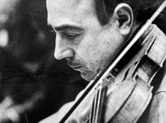 A Pittsburgh violinist who played for Mussolini