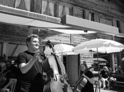 Cellist beats concertmaster to BBC finals