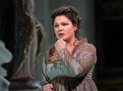 So how was Anna Netrebko's first Tosca?