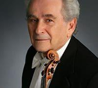 New York Philharmonic mourns a violin stalwart