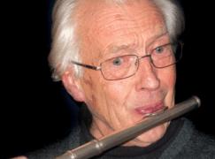 Death of a London principal flute