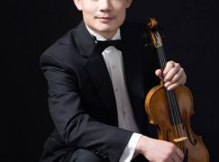 A Pittsburgh violinist gets the call from Cleveland