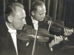 Death of an iconic concertmaster, 94
