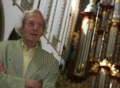 Death of a Dutch composer, 90