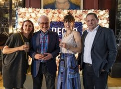 Label news: Decca signs three artists in night of long glasses