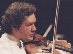 Mariinsky mourns star violinist