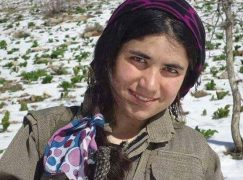 A British lament for a Kurdish female fighter is premiered in Germany