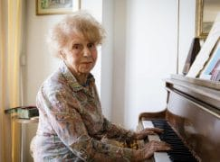 French pianist, 103, releases her fourth CD
