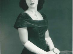 The mezzo who couldn't get a word out of Maria Callas