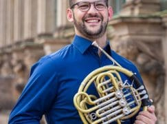 Two new players in the Israel Philharmonic