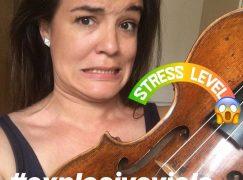 Vienna names an American professor of viola
