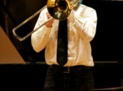 The Met snags a principal trombone from Texas