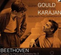 Glenn Gould offered to record with Karajan long-distance