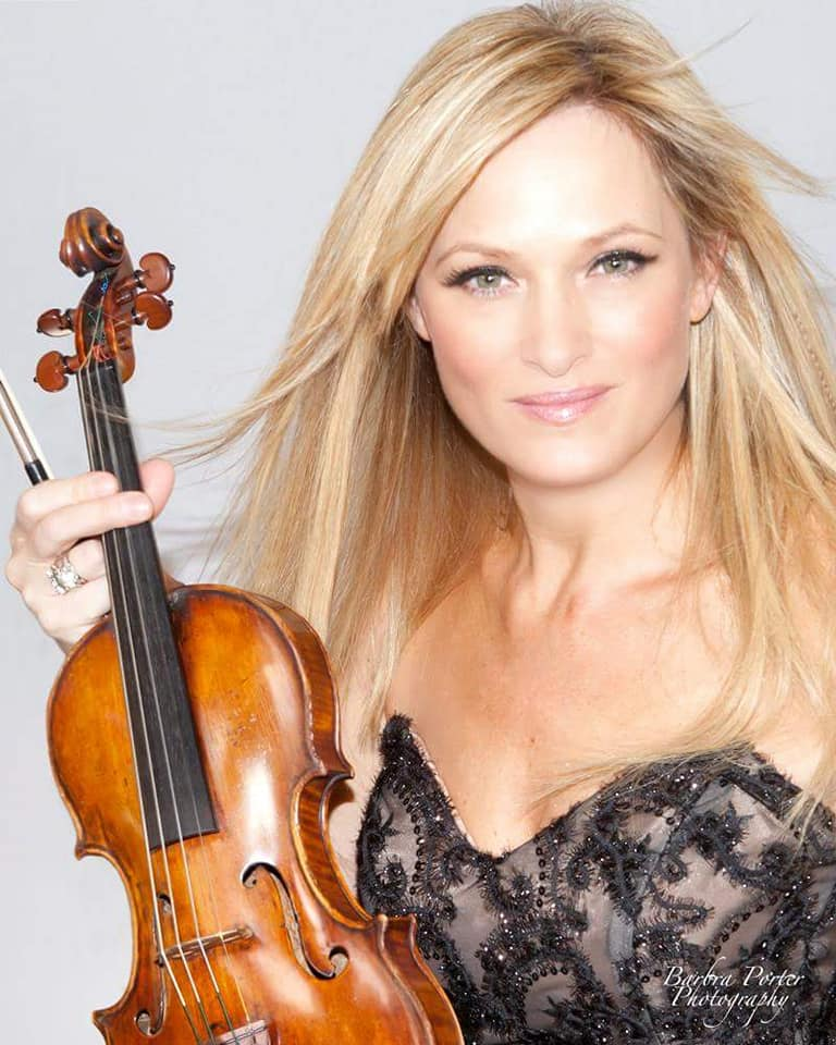 Cancer claims LA concertmaster, 50
