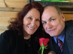 US composer and attorney wife are found dead at home