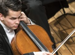 Czech Phil principal cello wins Prague Spring prize