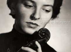 Death of Poland's great violinist