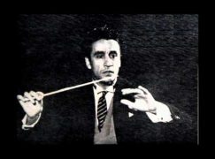When Celi was chief of the Berlin Philharmonic…