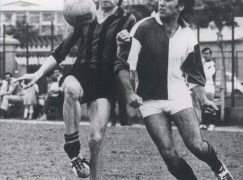 A classical football XI