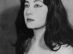 Death of a celebrated Carmen, 95