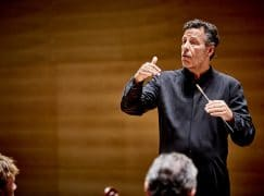 US conductor resigns German post